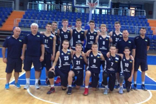 Кадетська збірна U-16 відіграла перший контрольний матч в Сербії