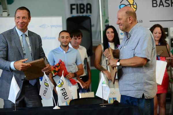 УКРГАЗБАНК став Преміум-спонсором Федерації баскетболу України