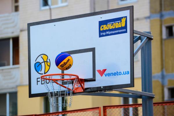 Баскетбол став доступнішим для мешканців столичних Позняків: фотогалерея