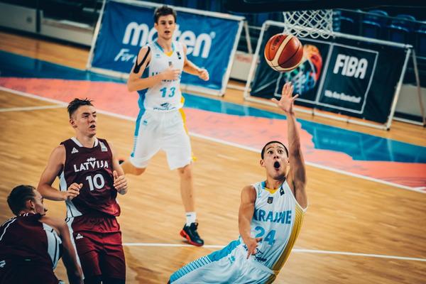 Найкращі моменти матчу ЄвроБаскета U-18 Україна – Латвія: відео