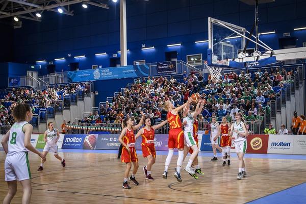 Македонія - Україна - 48:77: відео матчу чемпіонату Європи