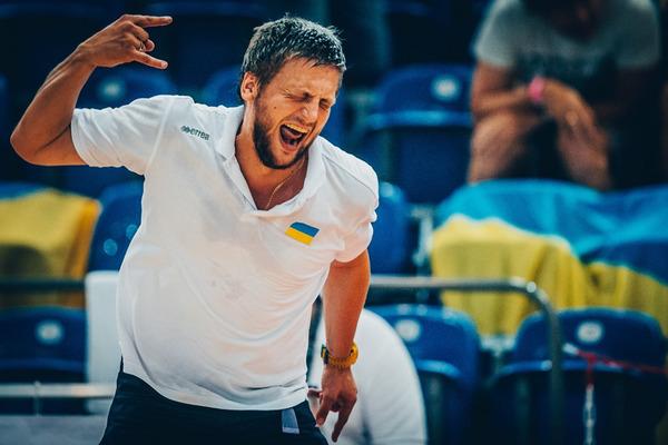 Олександр Ворона: самовідданість гравців збірної України компенсувала недоліки базової підготовки