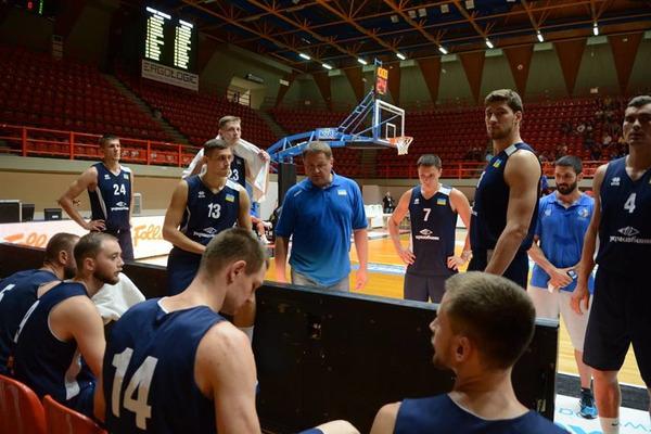 Збірна України фінішувала третьою на турнірі в Греції