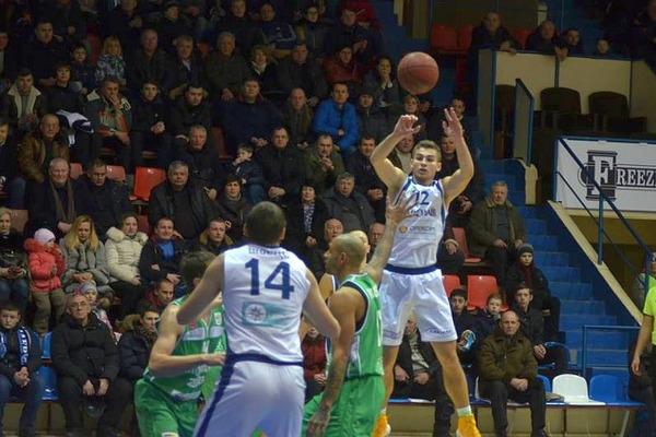Антон Мусієнко: задоволений своєю грою на чемпіонаті Європи