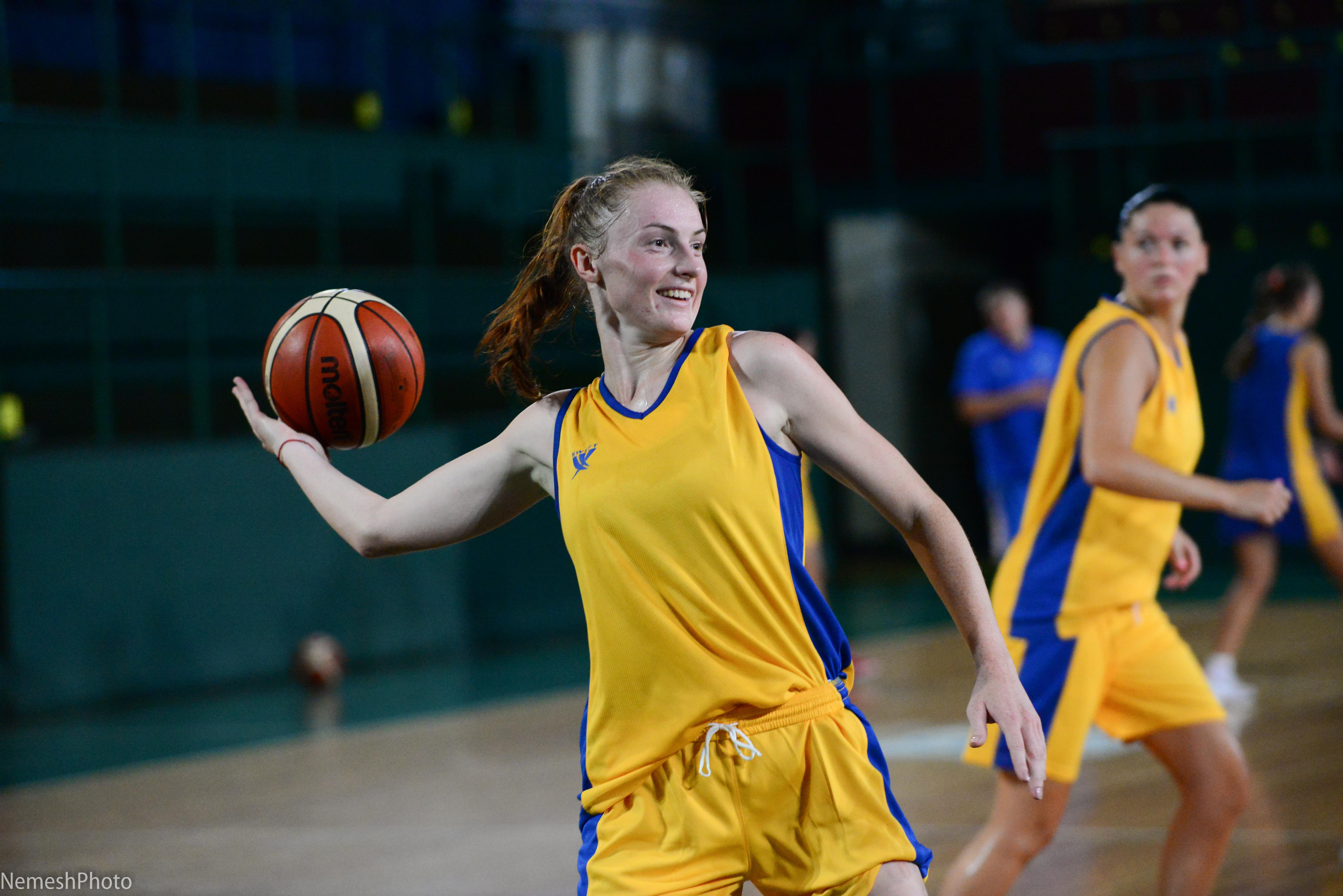 Жіноча збірна України розпочала підготовку до кваліфікаційного турніру на Євробаскет-2019