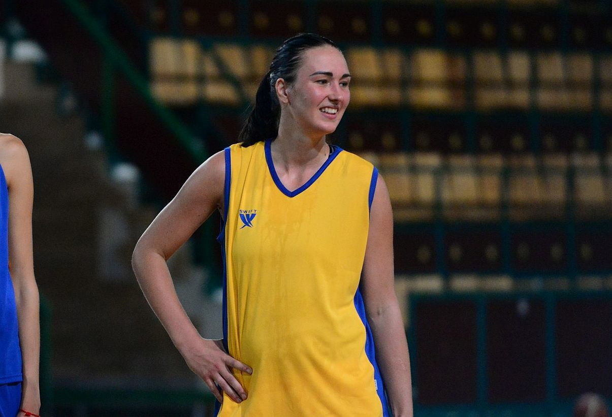 Таїсія Удоденко продовжить кар'єру в Італії