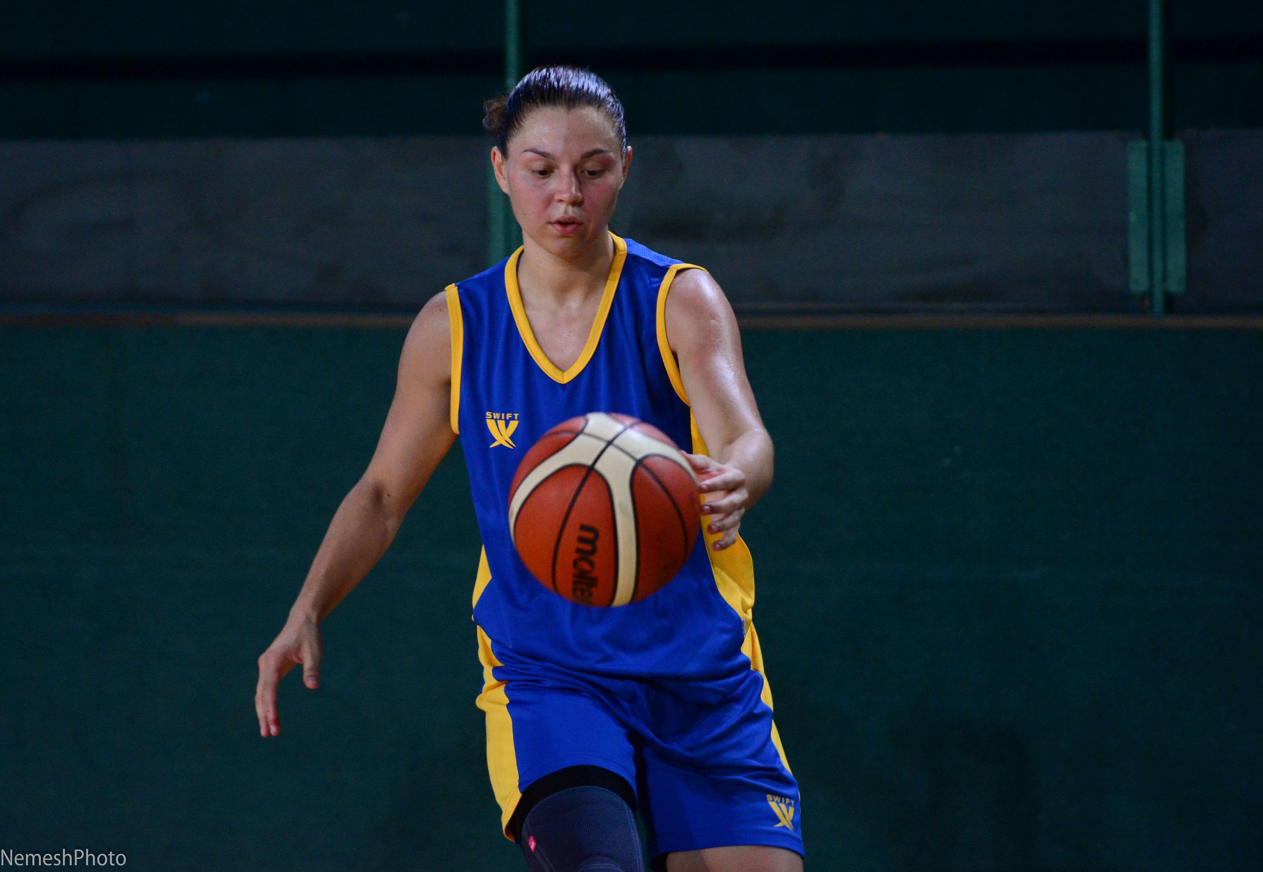 Юлія Мусієнко: отримавши виклик у збірну України, була на сьомому небі