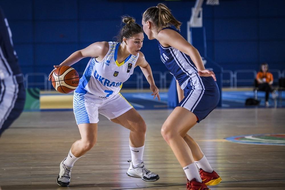 Жіночій ЄвроБаскет U-18. Анонс матчу Австрія - Україна