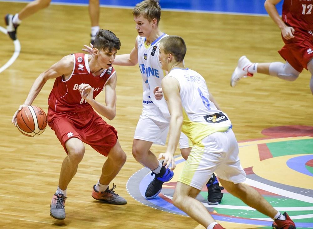 Україна U-16 - Болгарія U-16: фото з матчу
