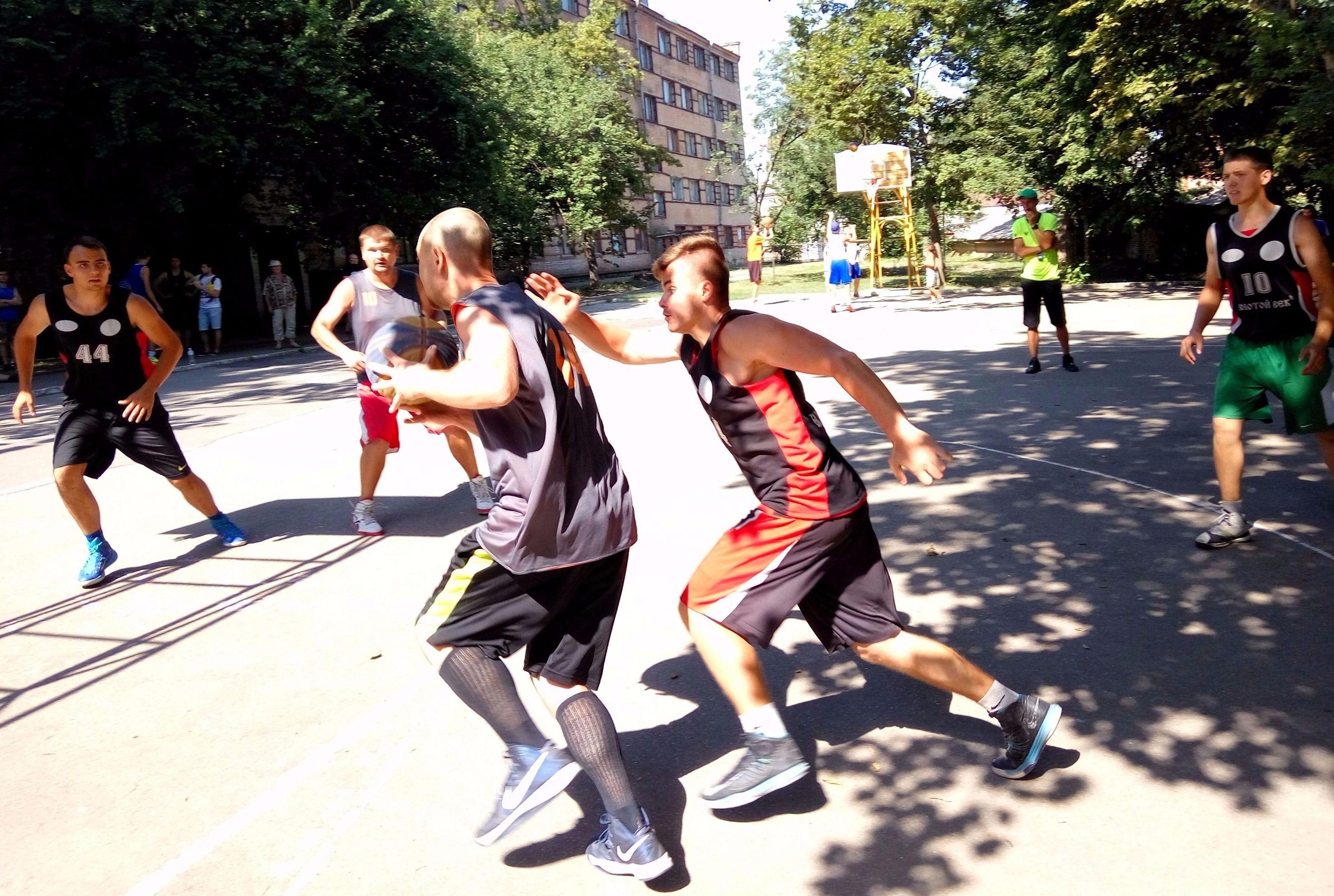 У Кропивницькому відбувся етап чемпіонату України з баскетболу 3х3
