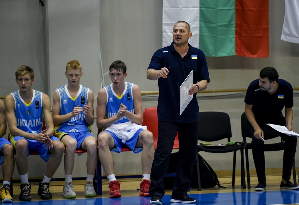 Ігор Харченко: збірна України – не туристи