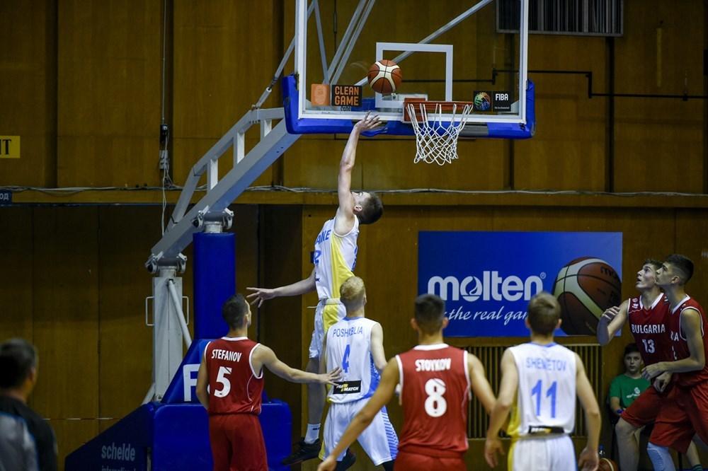 Чоловіча збірна України U-16 дотиснула Угорщину на ЄвроБаскеті-2017