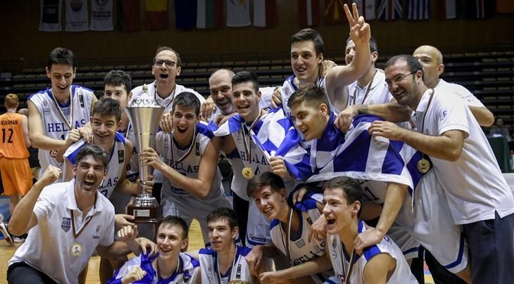 Підсумковий рейтинг чемпіонату Європи U16. Україна - за два кроки до дивізіону