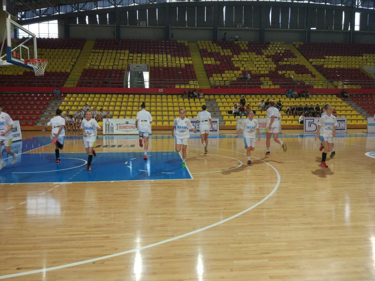 Чемпіонат Європи. Дівчата U-16, дивізіон В. Сьогодні вирішальна гра для збірної України.