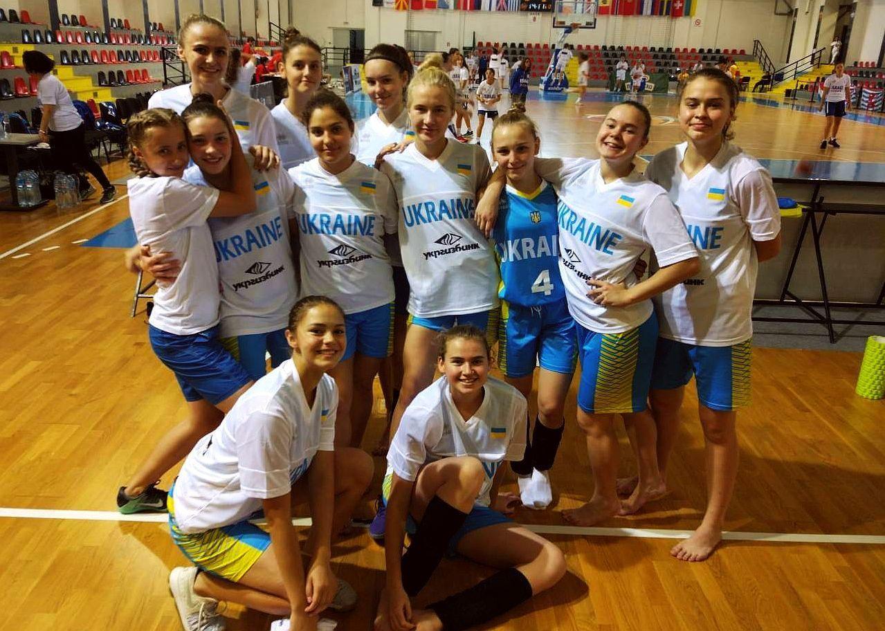 Збірна України U-16: до зустрічі у чвертьфіналі!