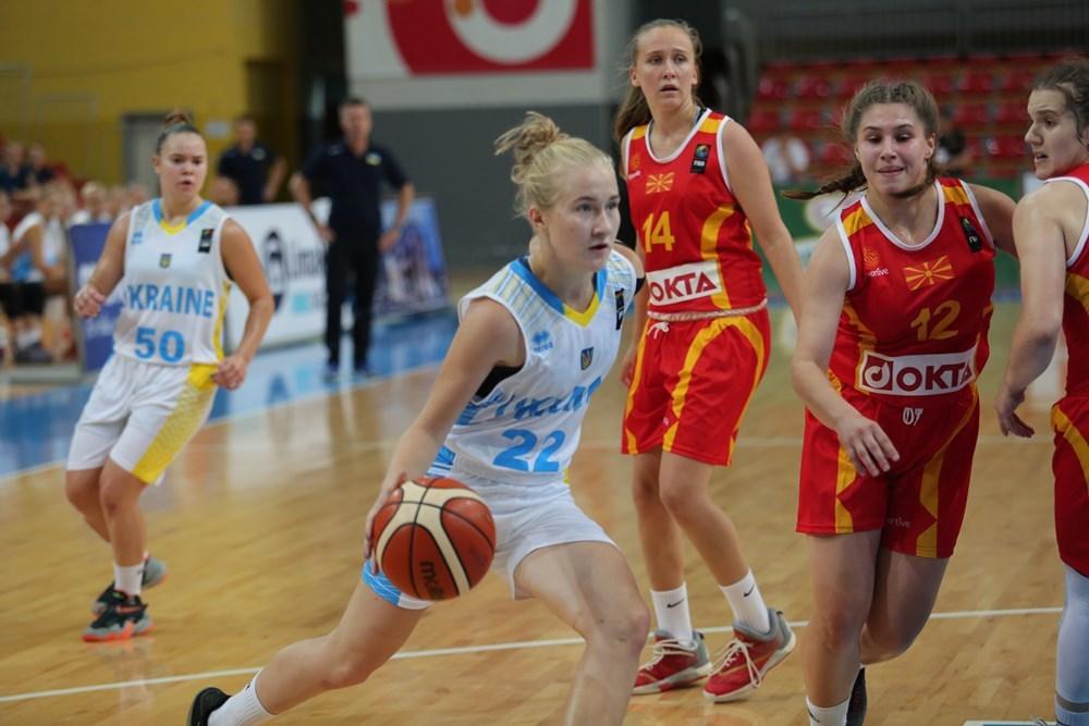 Став відомий суперник жіночої збірної України U-16 на чемпіонаті Європи