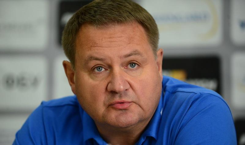 Євген Мурзін: на ЄвроБаскеті мені потрібна віддача гравців на 120%