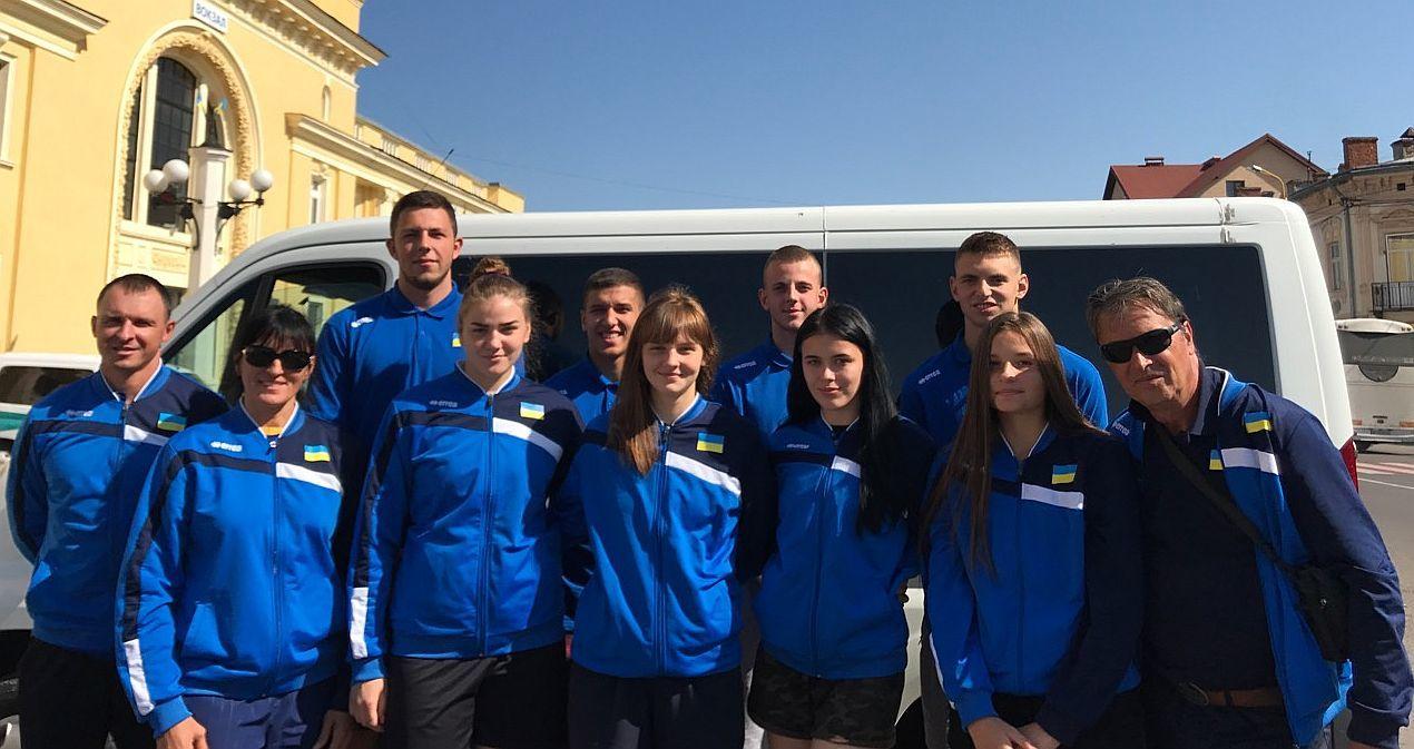 Збірні України з баскетболу 3х3 вирушили на чемпіонат Європи U-18