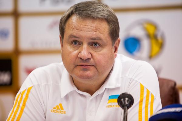 Україна - Італія: Прес-конференція після матчу