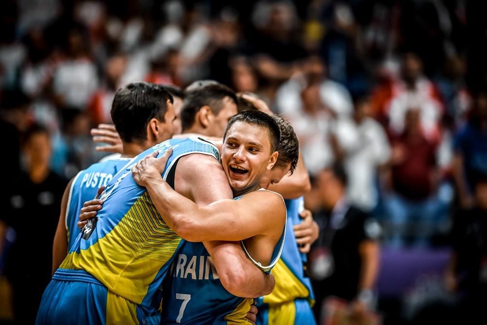 ЄвроБаскет-2017: фотогалерея першої перемоги збірної України