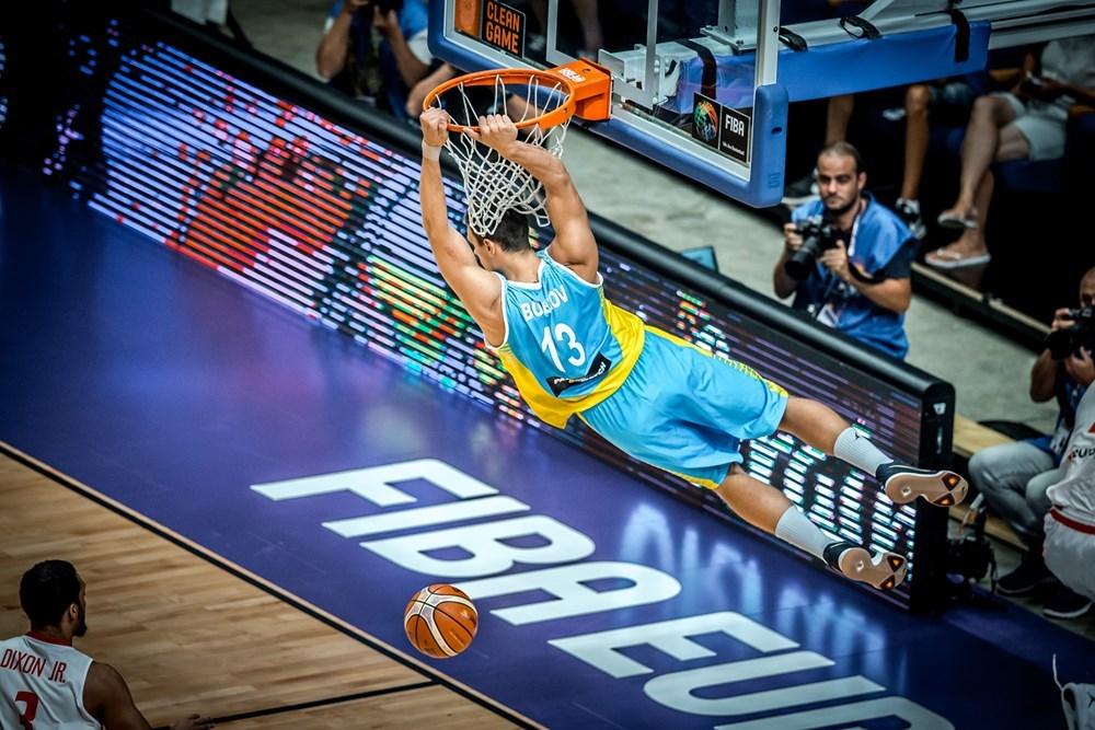 ЄвроБаскет-2017: відео найкращих моментів матчу Грузія - Україна