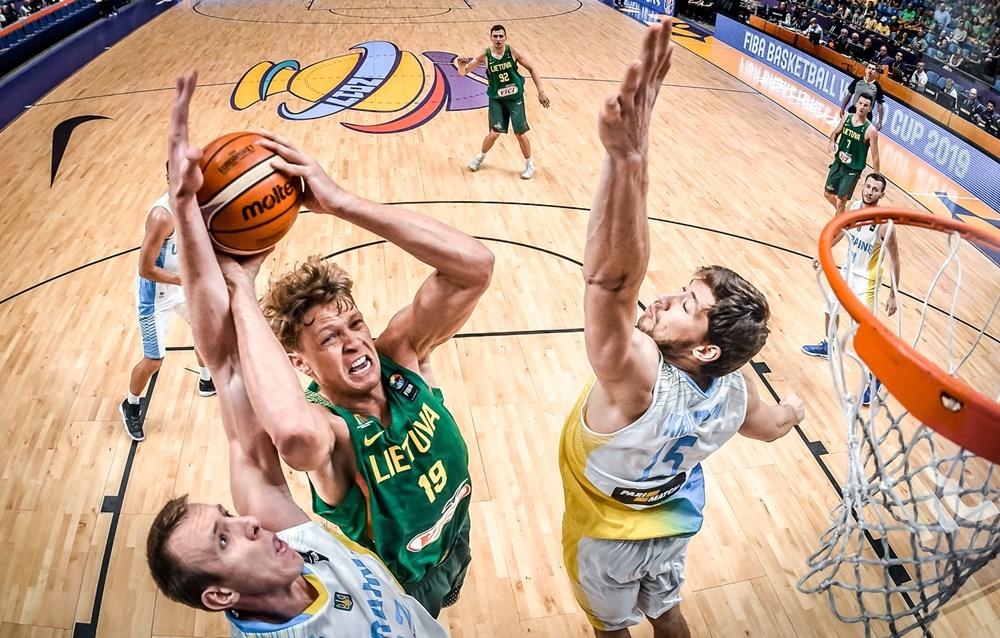 ЄвроБаскет-2017: фотогалерея матчу Україна – Литва