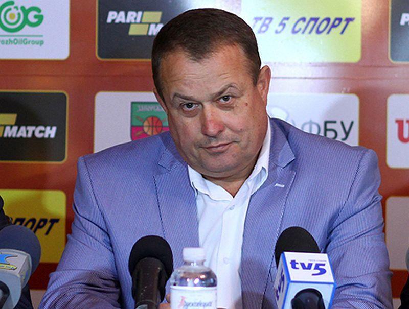Віктор Стельмаков: здолаємо всі труднощі та порадуємо шанувальників Запоріжжя-ZOG
