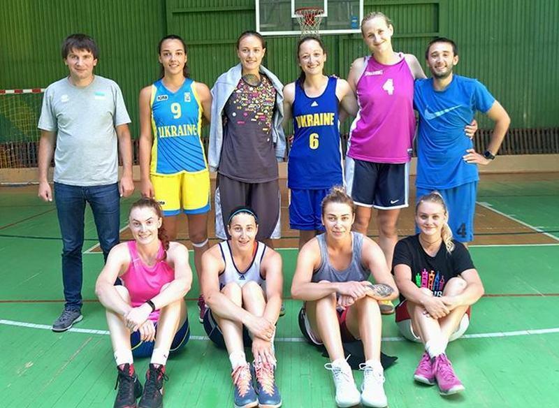 Команда України виступить на чемпіонаті світу 3х3 серед студентів