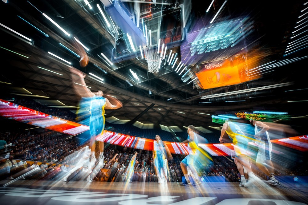ЄвроБаскет-2017: фотогалерея вирішальної перемоги України