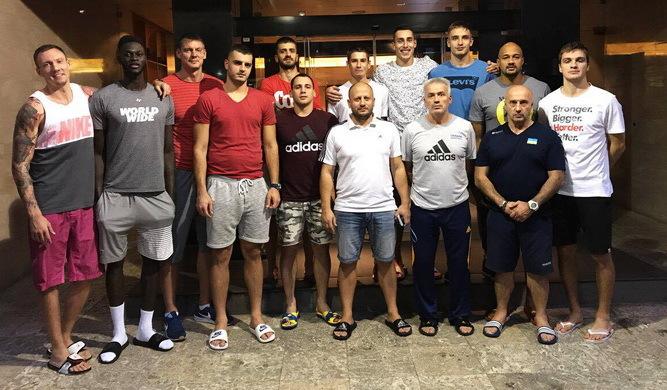 Черкаські Мавпи прибули у Бейрут на міжнародний турнір