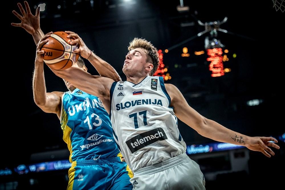 ЄвроБаскет-2017: фотогалерея матчу Словенія – Україна