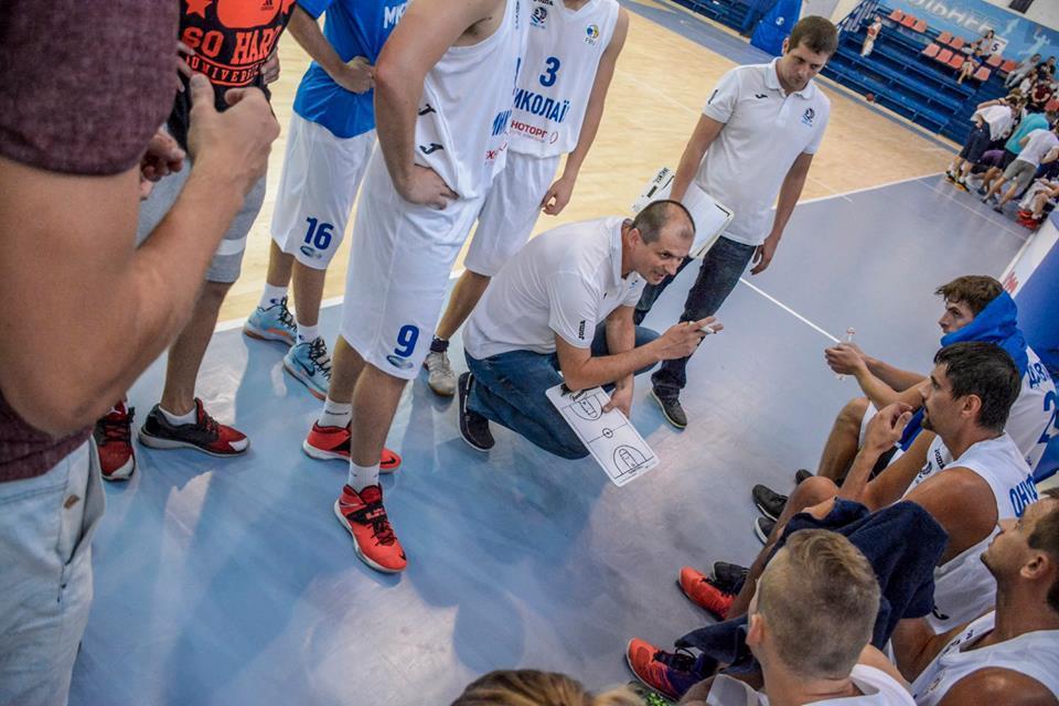Миколаїв переміг БІПу у заключному матчі домашнього турніру