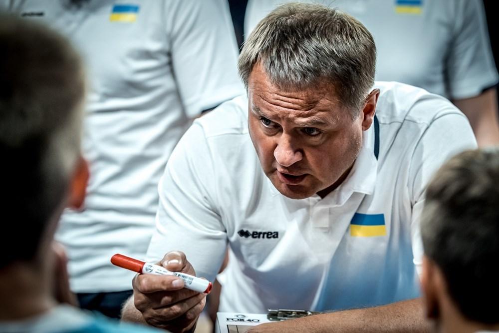 У середу відбудеться брифінг головного тренера збірної України