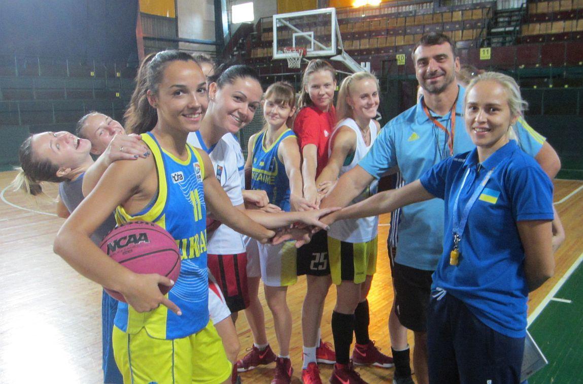Київ-Баскет: амбітний новачок жіночої Суперліги