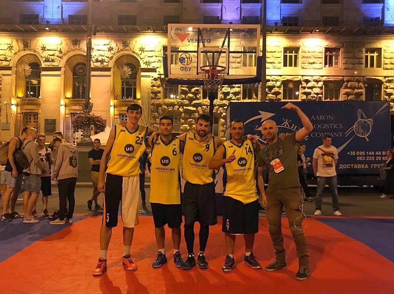 Визначено переможців турніру INTERSPORT BASKETBALL 3Х3 CUP