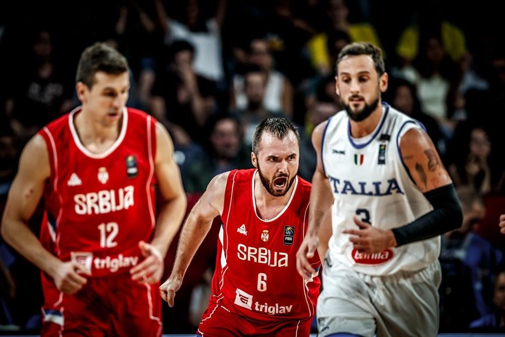 ЄвроБаскет-2017: результати 1/4 фіналу 13 вересня