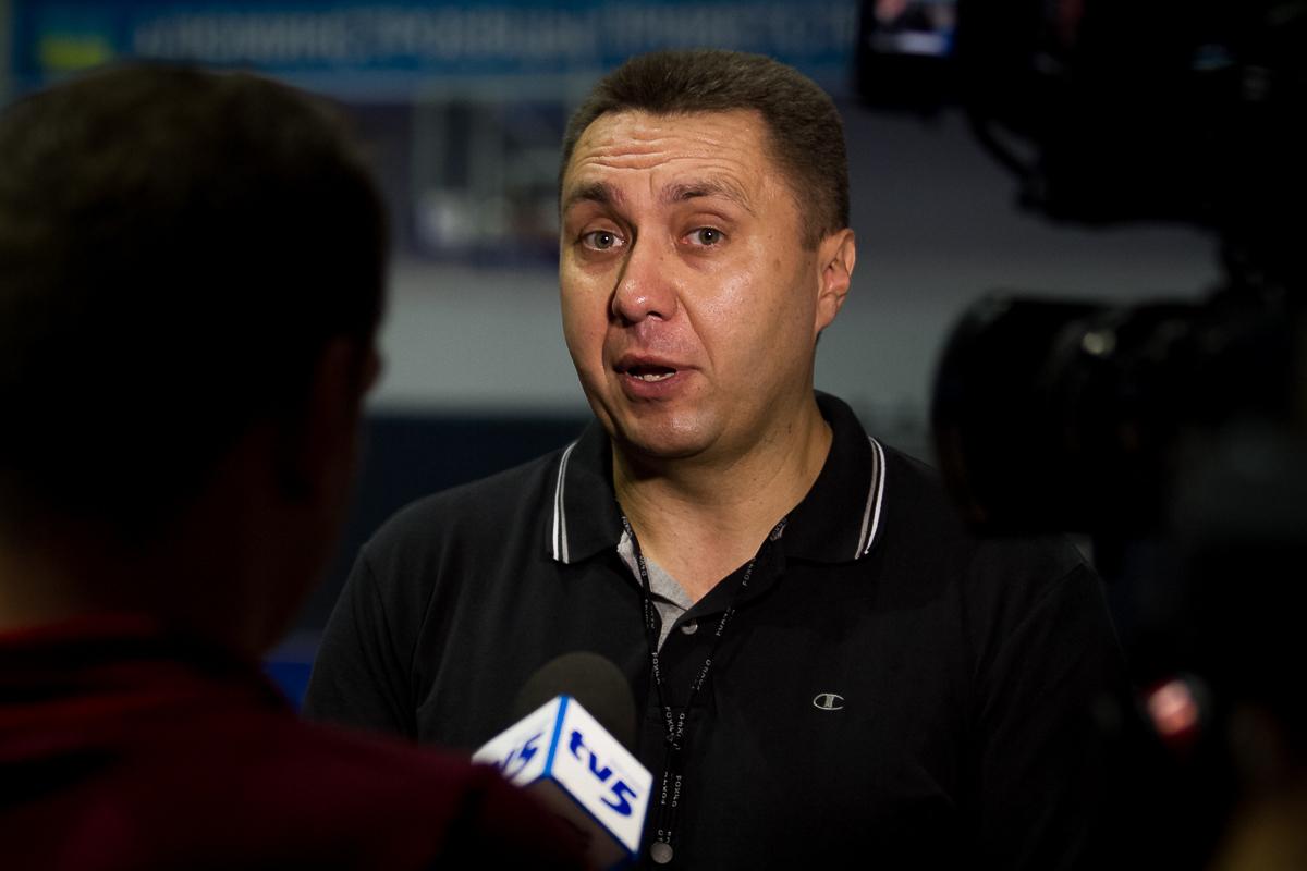 Валерій Плеханов: чотири рази на тиждень займався футболом з тренером Сергія Реброва