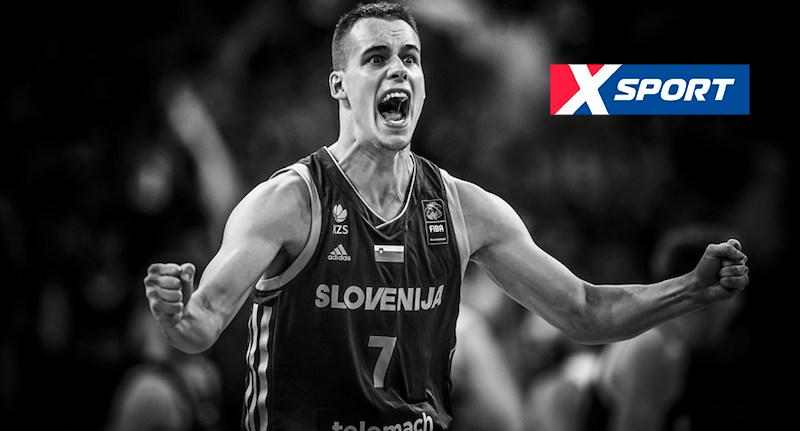 XSPORT покаже фінал чемпіонату Європи з баскетболу