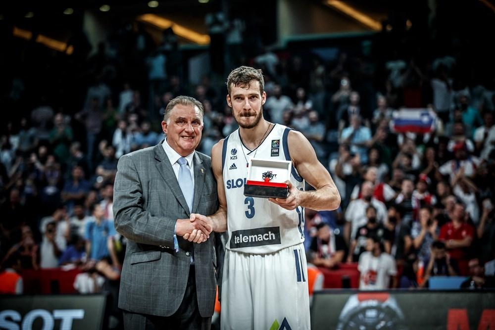 ЄвроБаскет-2017: названо MVP та символічну збірну чемпіонату Європи