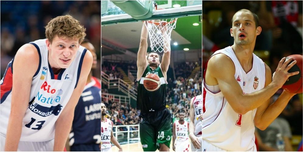 Українці за кордоном: де гратимуть наші баскетболісти у сезоні 2017/2018