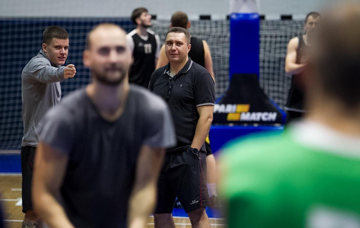 Валерій Плеханов: очікую важку боротьбу в кожному матчі