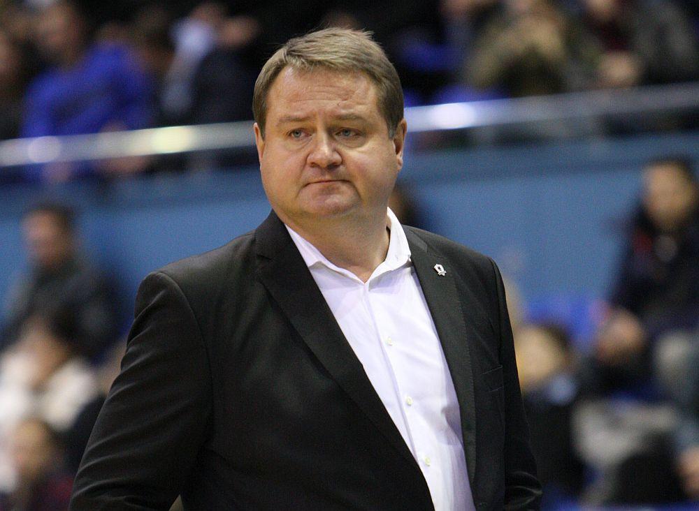 Євген Мурзін продовжить очолювати національну чоловічу збірну України