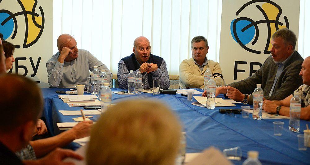 Президія ФБУ затвердила тренерів збірних України з баскетболу 3х3