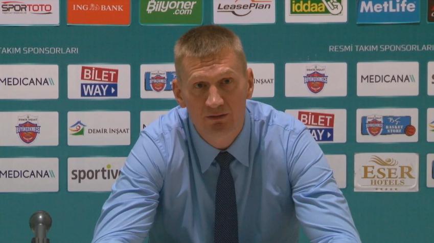 Денис Журавльов: Гра проти Буюкчекмече була фізично дуже важкою