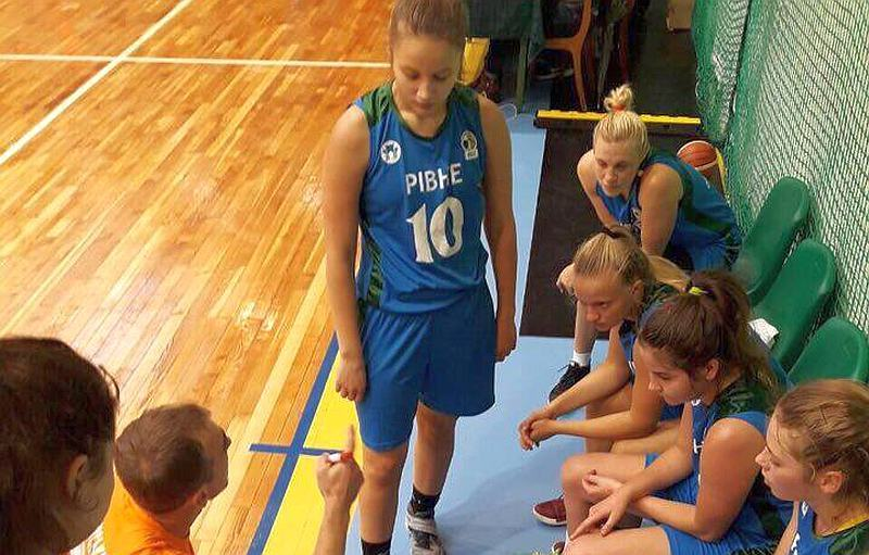 Жіноча команда БК Рівне зіграла спаринги в Білорусі
