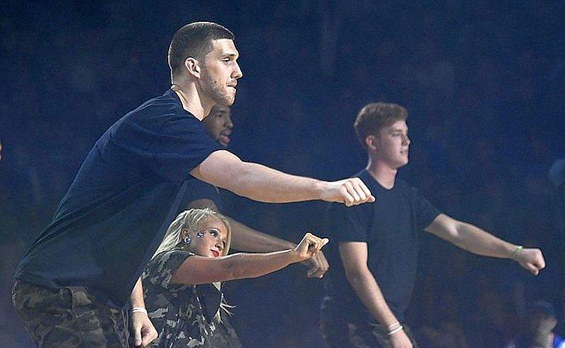 Українець Михайлюк затанцював перед новим сезоном у NCAA: відео