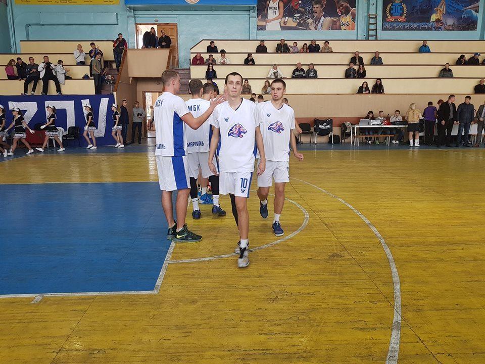 У Маріуполі стартував новий баскетбольний сезон