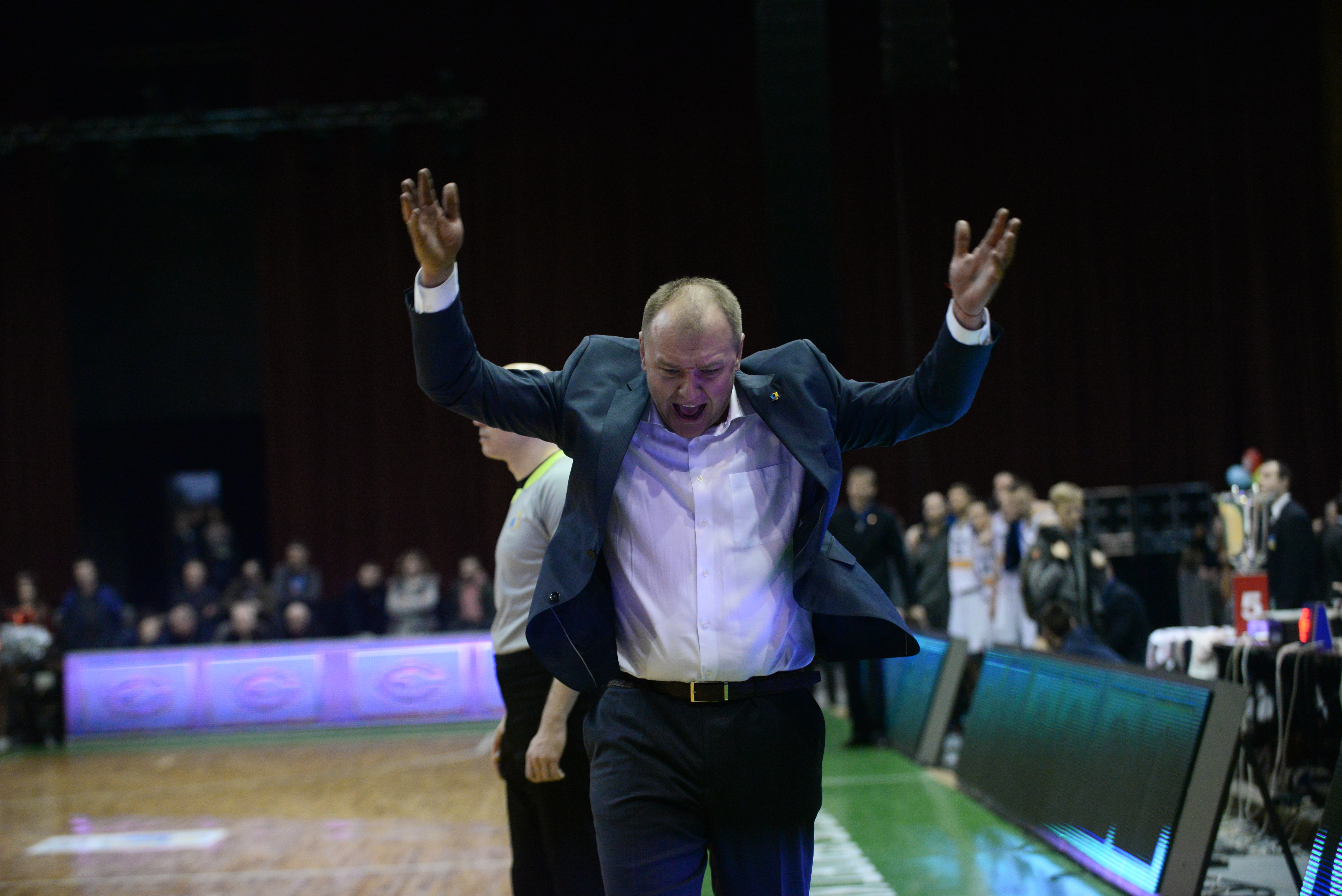 Володимир Коваль: матч з Дніпром покаже, чи готові ми боротися за титул