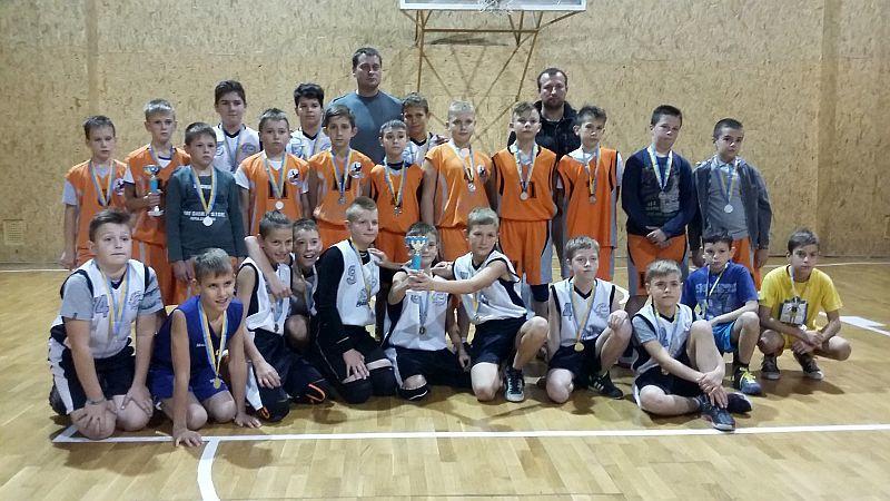 У Кропивницькому відбувся юнацький турнір