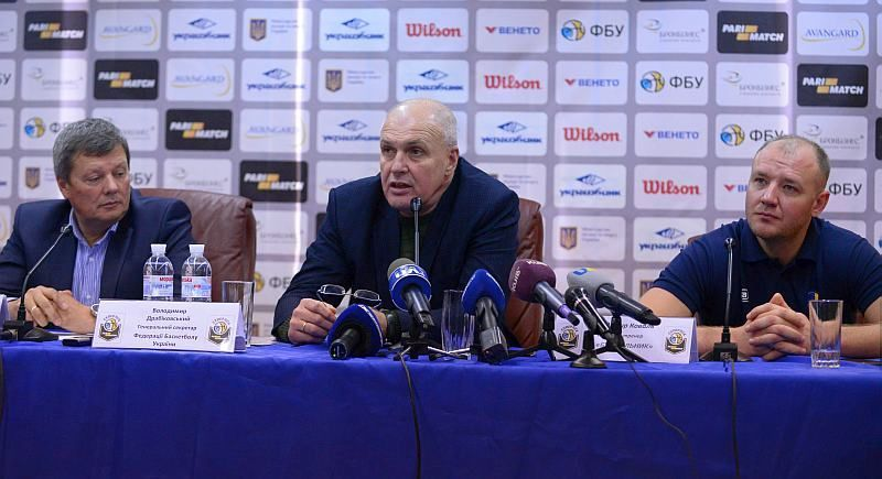 Прес-конференція Суперліги Парі-Матч: курс на підвищення якості проведення ігор